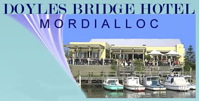 Doyles Bridge Hotel - Accommodation Sunshine Coast