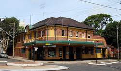 Duke Of Wellington Hotel - Accommodation Sunshine Coast