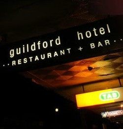 Guildford Hotel - Accommodation Sunshine Coast