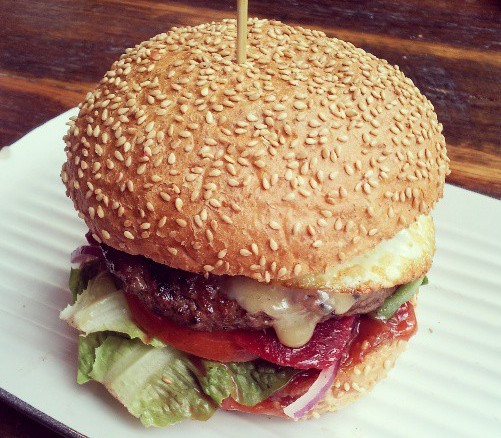 Grill'd Healthy Burgers - Accommodation Sunshine Coast