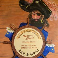 Schooners Bar  Grill - Accommodation Sunshine Coast