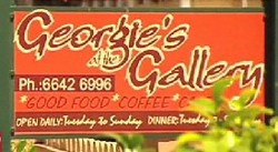 Georgies Cafe Restaurant - Accommodation Sunshine Coast