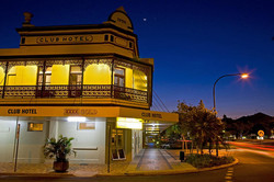 The Club Hotel - Accommodation Sunshine Coast
