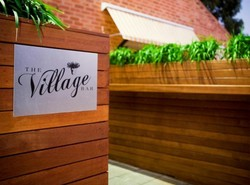 The Village Bar - Accommodation Sunshine Coast
