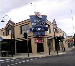Grand Junction Hotel - Accommodation Sunshine Coast