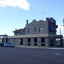 Royal Exchange Hotel - Accommodation Sunshine Coast