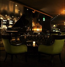 Trademark Hotel Lounge Bar and Piano Room - Accommodation Sunshine Coast