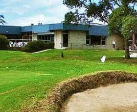 Vincentia Golf Club - Accommodation Sunshine Coast