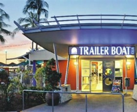 Darwin Trailer Boat Club - Accommodation Sunshine Coast