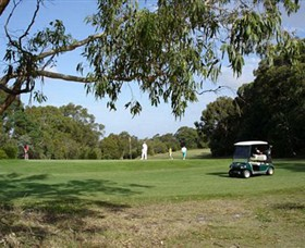 Leongatha Golf Club - Accommodation Sunshine Coast