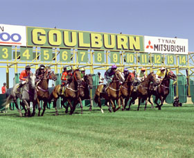 Goulburn and District Racing Club - Accommodation Sunshine Coast