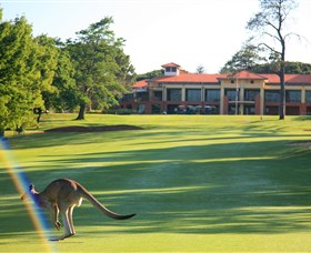 Royal Canberra Golf Club - Accommodation Sunshine Coast