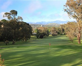 Federal Golf Club - Accommodation Sunshine Coast