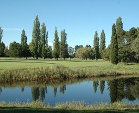 Goulburn Golf Club - Accommodation Sunshine Coast