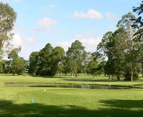 Casino Golf Club - Accommodation Sunshine Coast