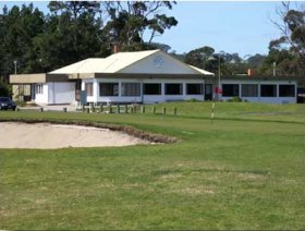 Seabrook Golf Club - Accommodation Sunshine Coast