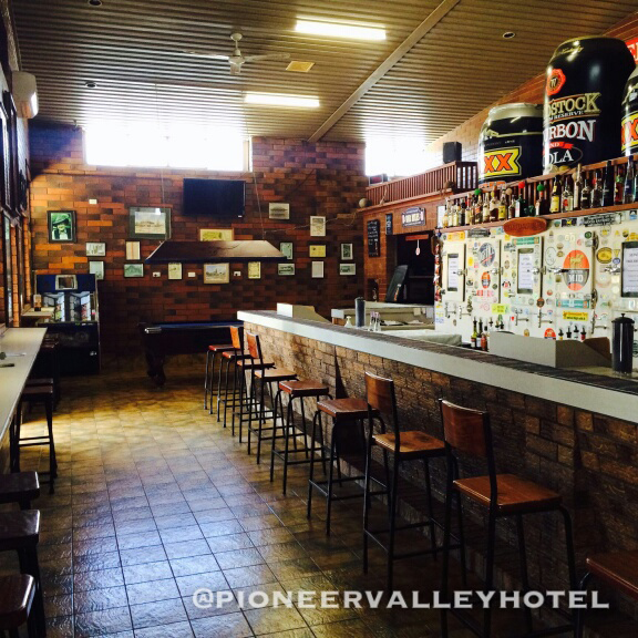 Pioneer Valley Hotel - Accommodation Sunshine Coast