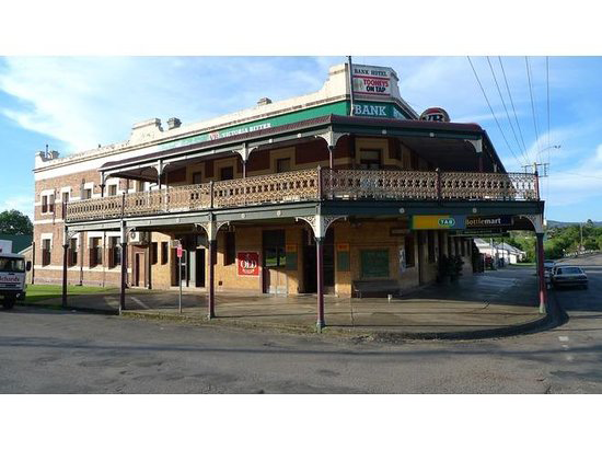 Bank Hotel Dungog - Accommodation Sunshine Coast
