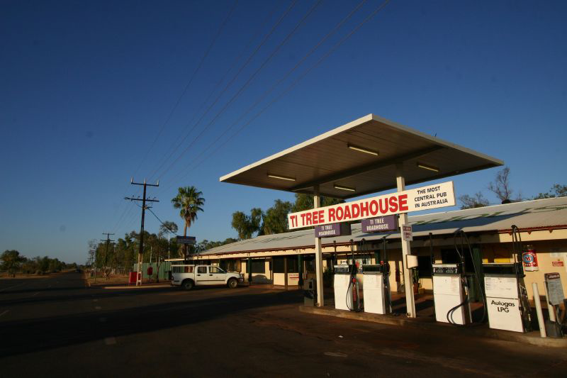 Ti Tree Roadhouse - Accommodation Sunshine Coast