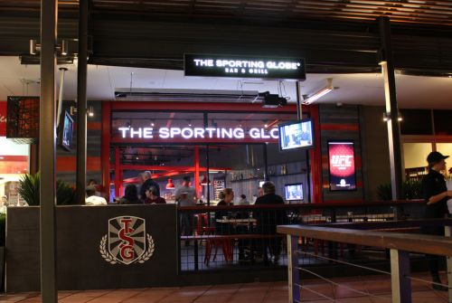 The Sporting Globe Bar amp Grill