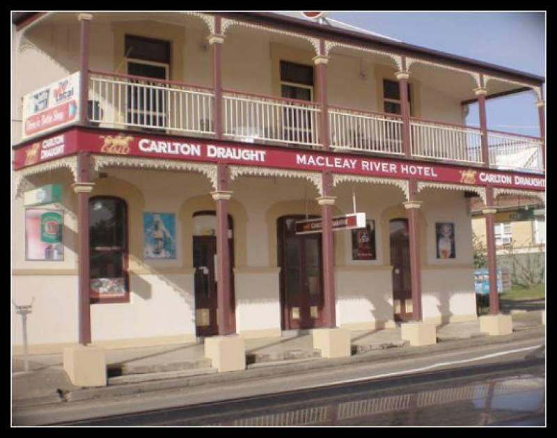 Macleay River Hotel - Accommodation Sunshine Coast
