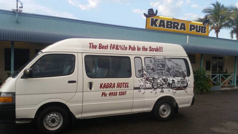Kabra Hotel - Accommodation Sunshine Coast