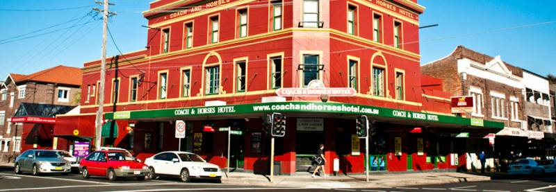 The Coach  Horses Hotel - Accommodation Sunshine Coast