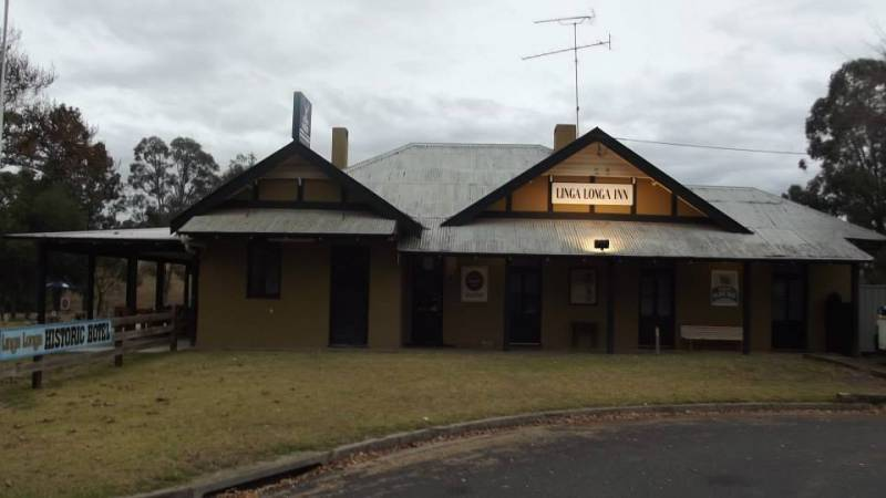 Linga Longa Inn - Accommodation Sunshine Coast