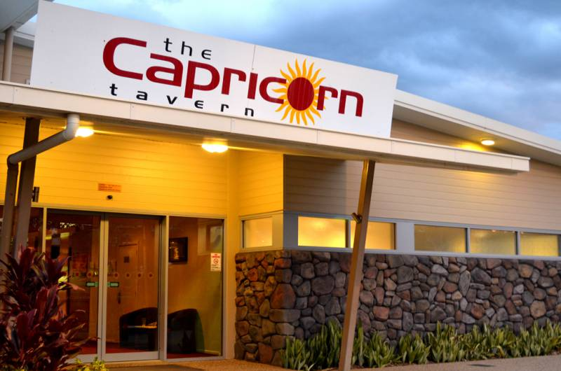 Capricorn Tavern - Accommodation Sunshine Coast