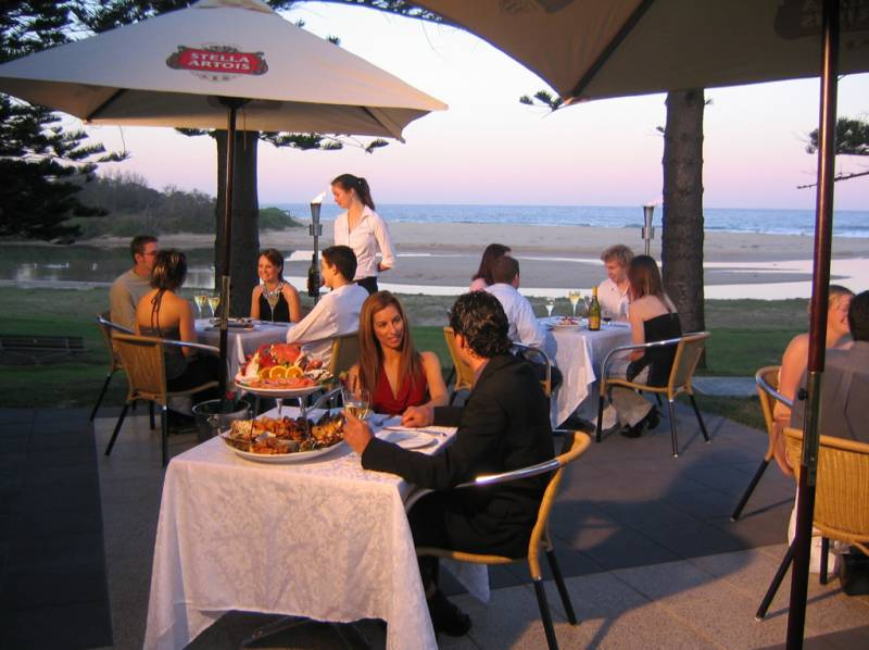 Lagoon Restaurant - Accommodation Sunshine Coast