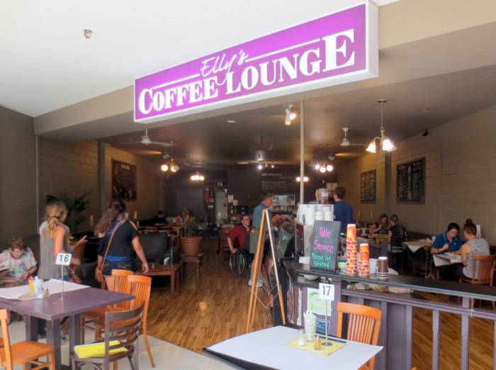 Ellys Coffee Lounge - Accommodation Sunshine Coast