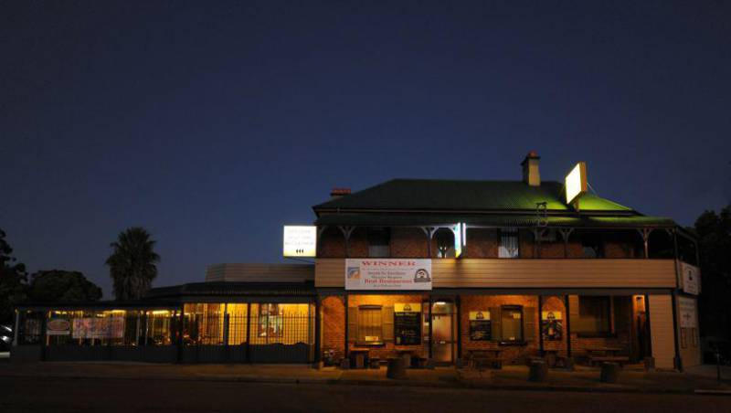 Bushrangers Bar  Brasserie - Accommodation Sunshine Coast