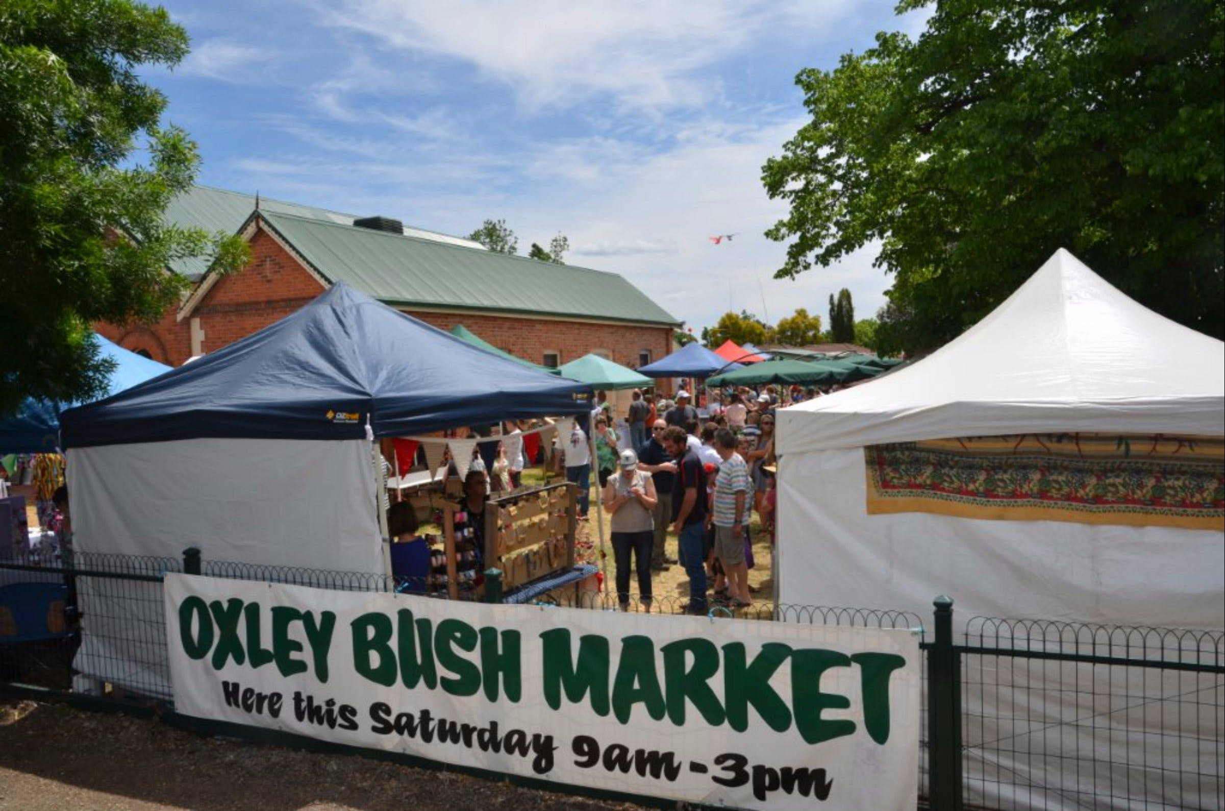 41st Annual Oxley Bush Market - Accommodation Sunshine Coast