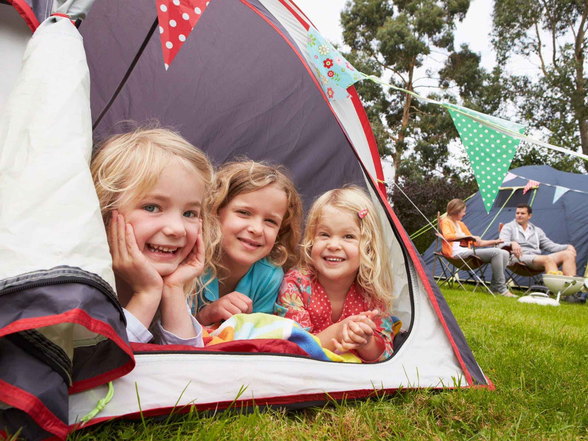 Camp Out In Town - Accommodation Sunshine Coast