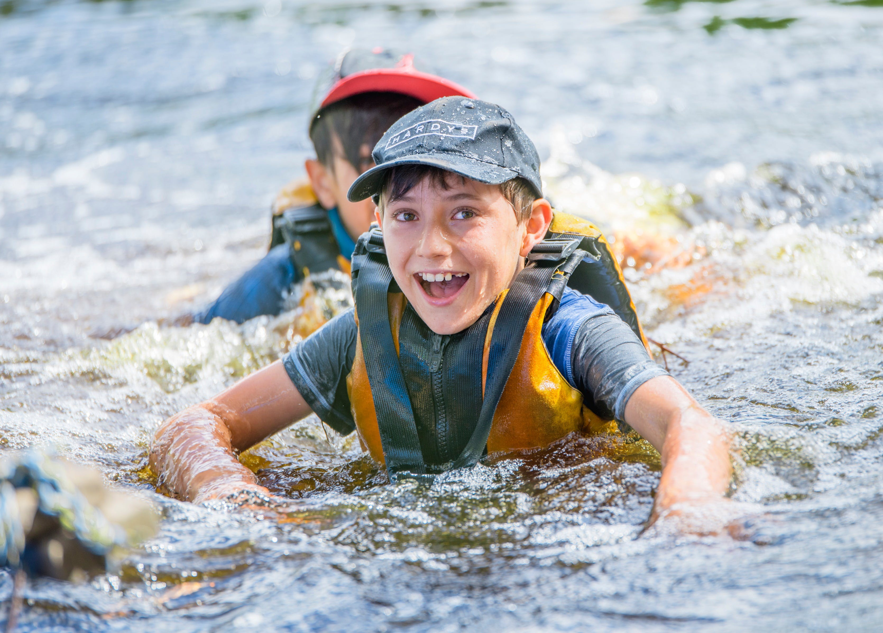Cave Hill Creek Summer Camp - Accommodation Sunshine Coast