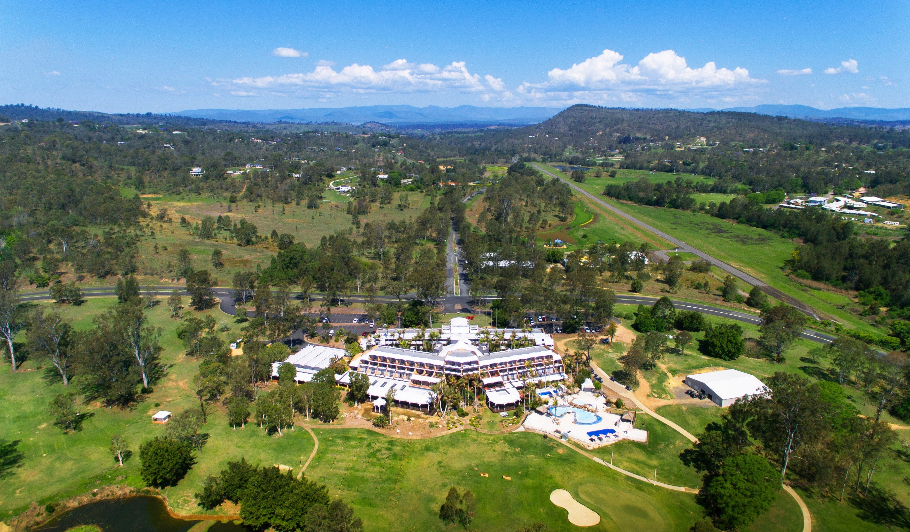 Christmas In July at The Kooralbyn ValleyResort - Accommodation Sunshine Coast