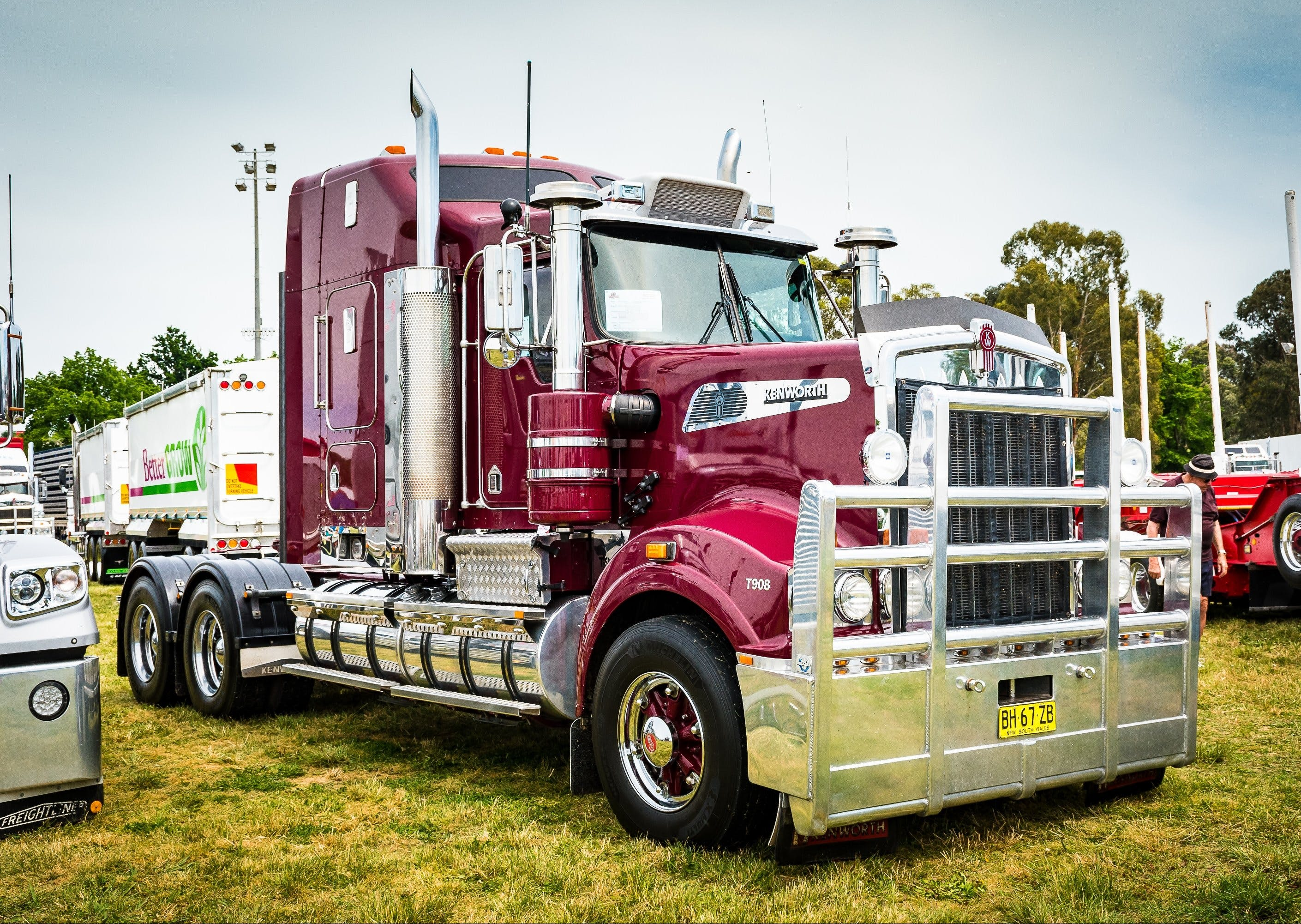 Dane Ballinger Memorial Truck Show - Accommodation Sunshine Coast