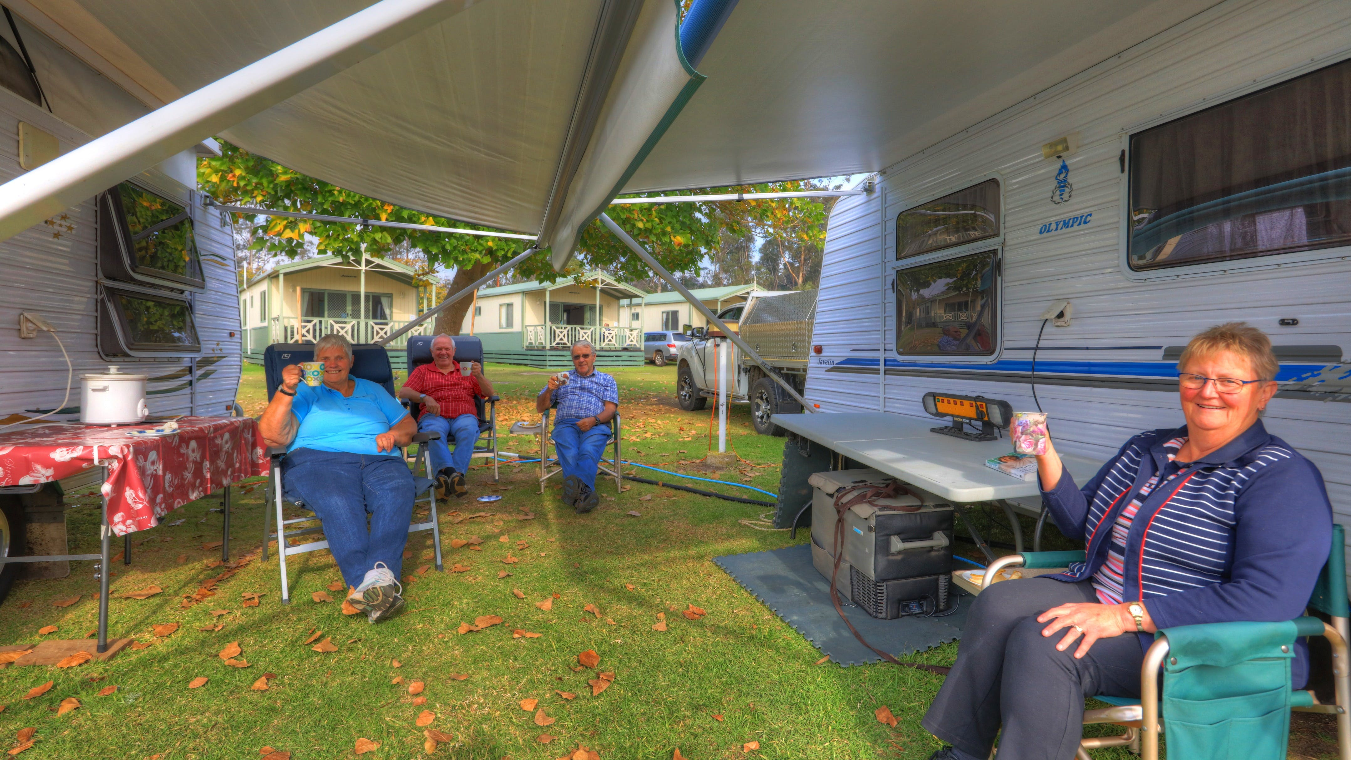 Eden Caravan Muster - Accommodation Sunshine Coast
