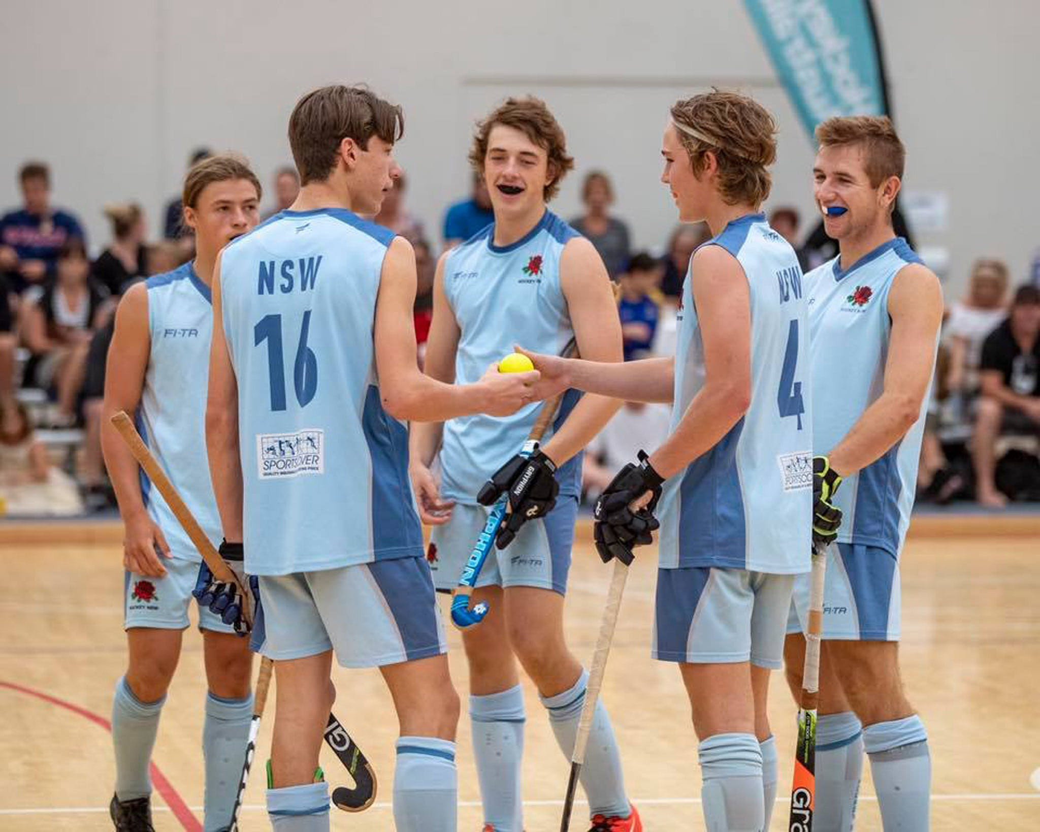 Hockey NSW Indoor State Championship  Open Men - Accommodation Sunshine Coast