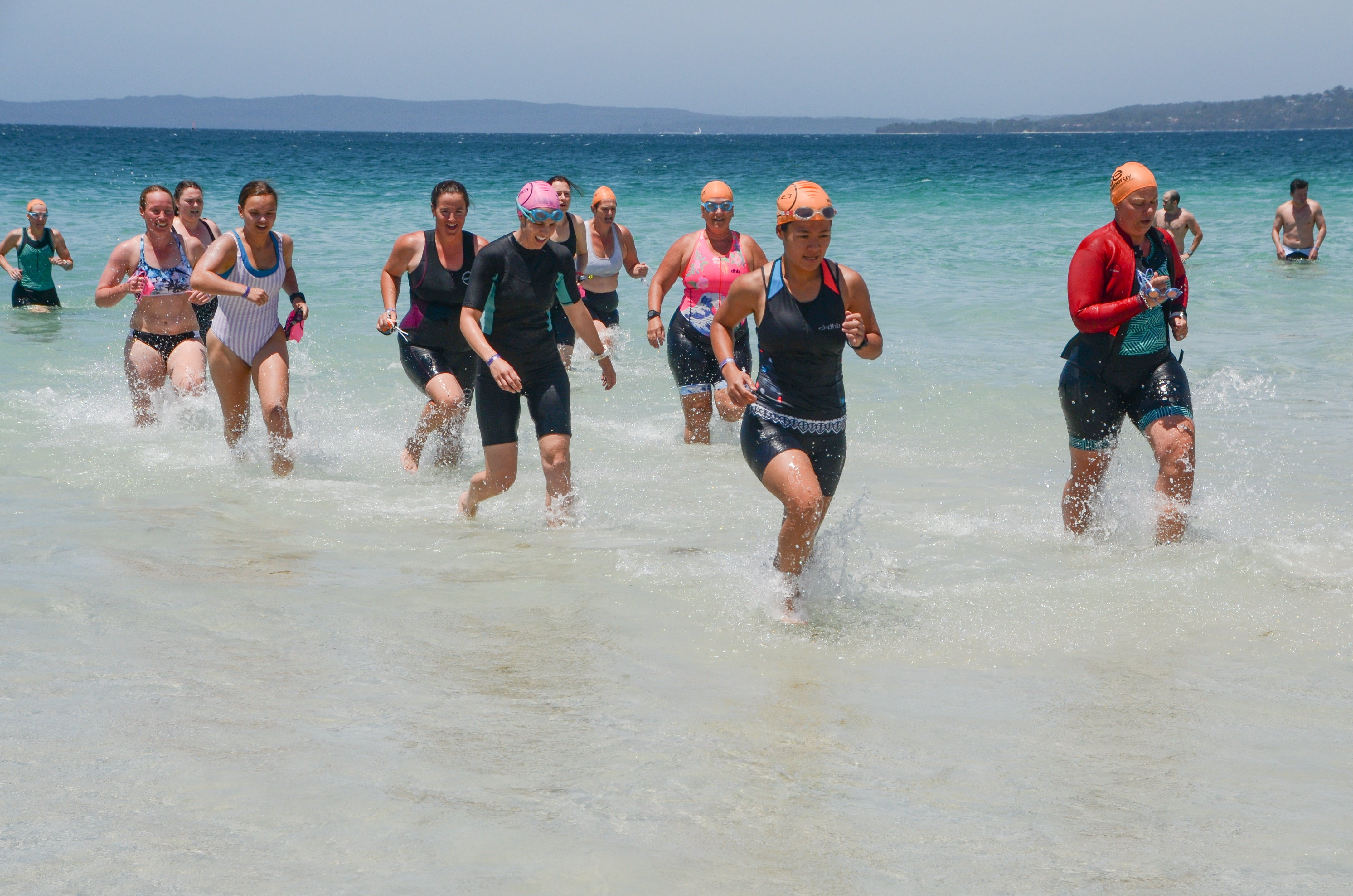 IGA Callala Triathlon Festival - Accommodation Sunshine Coast