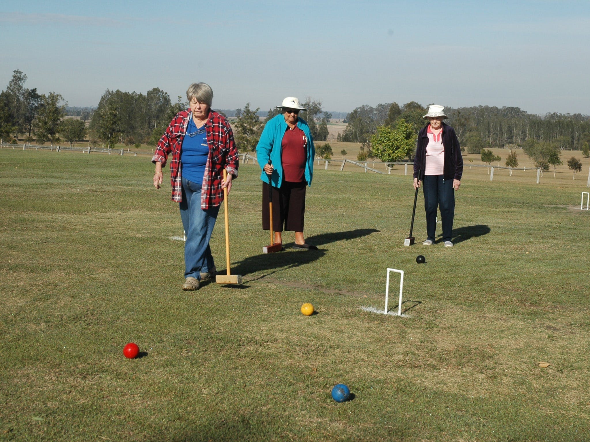 Lawrence Croquet Club - Accommodation Sunshine Coast