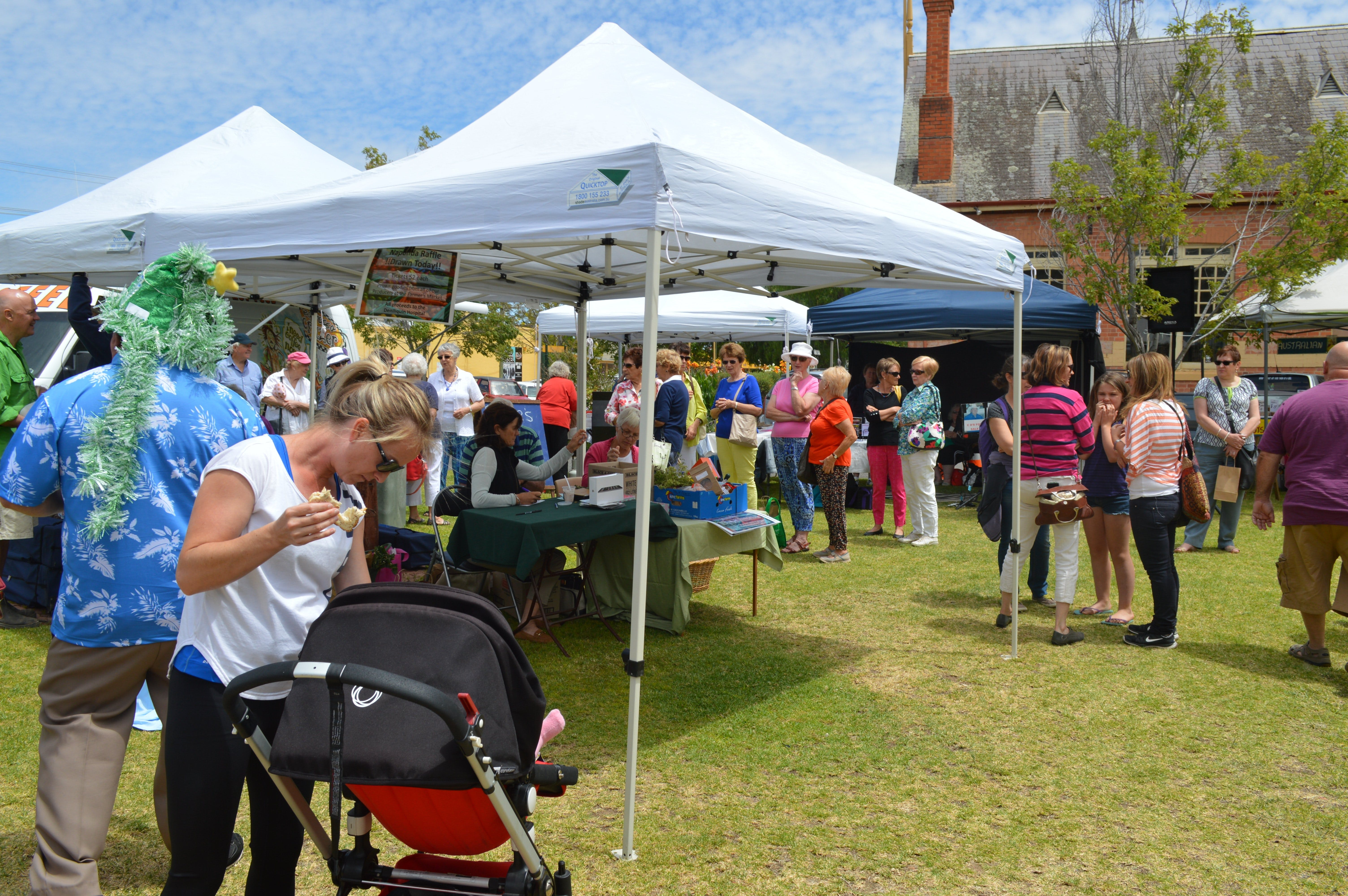 Naponda Farmers Market - Accommodation Sunshine Coast