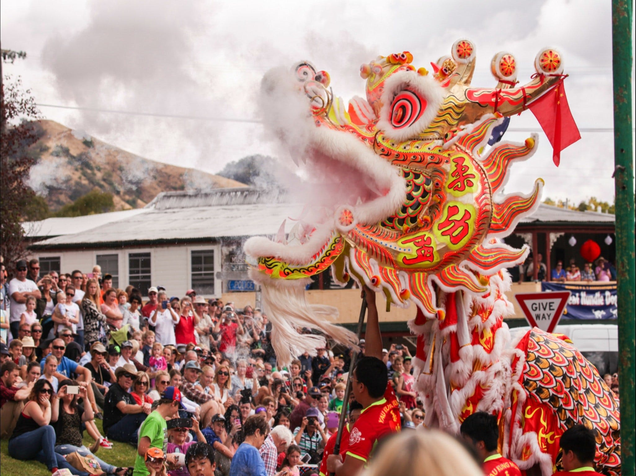 Nundle Go For Gold Chinese Easter Festival - Accommodation Sunshine Coast