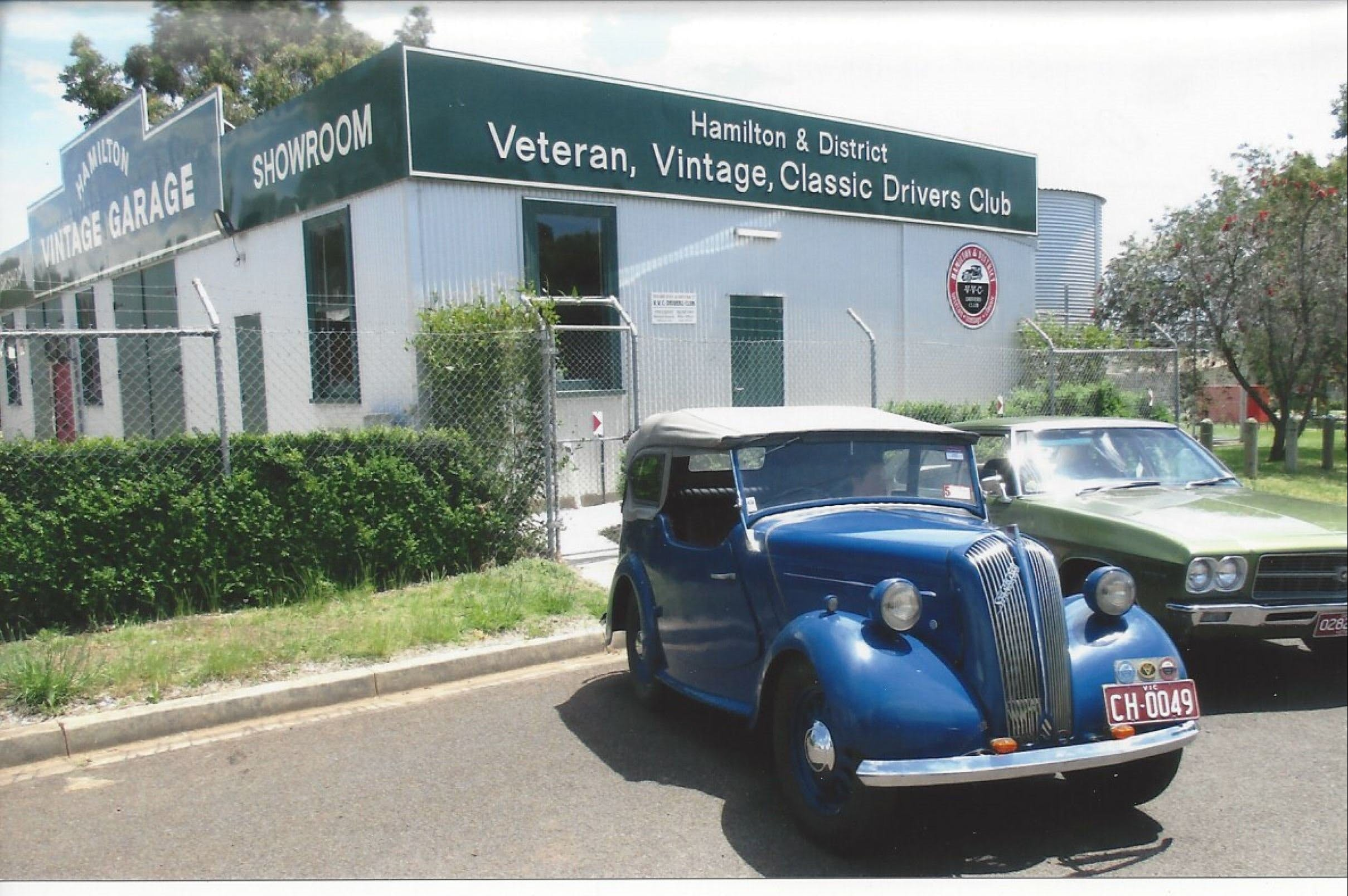 Queens Birthday Veteran Vintage and Classic Car Rally - Accommodation Sunshine Coast