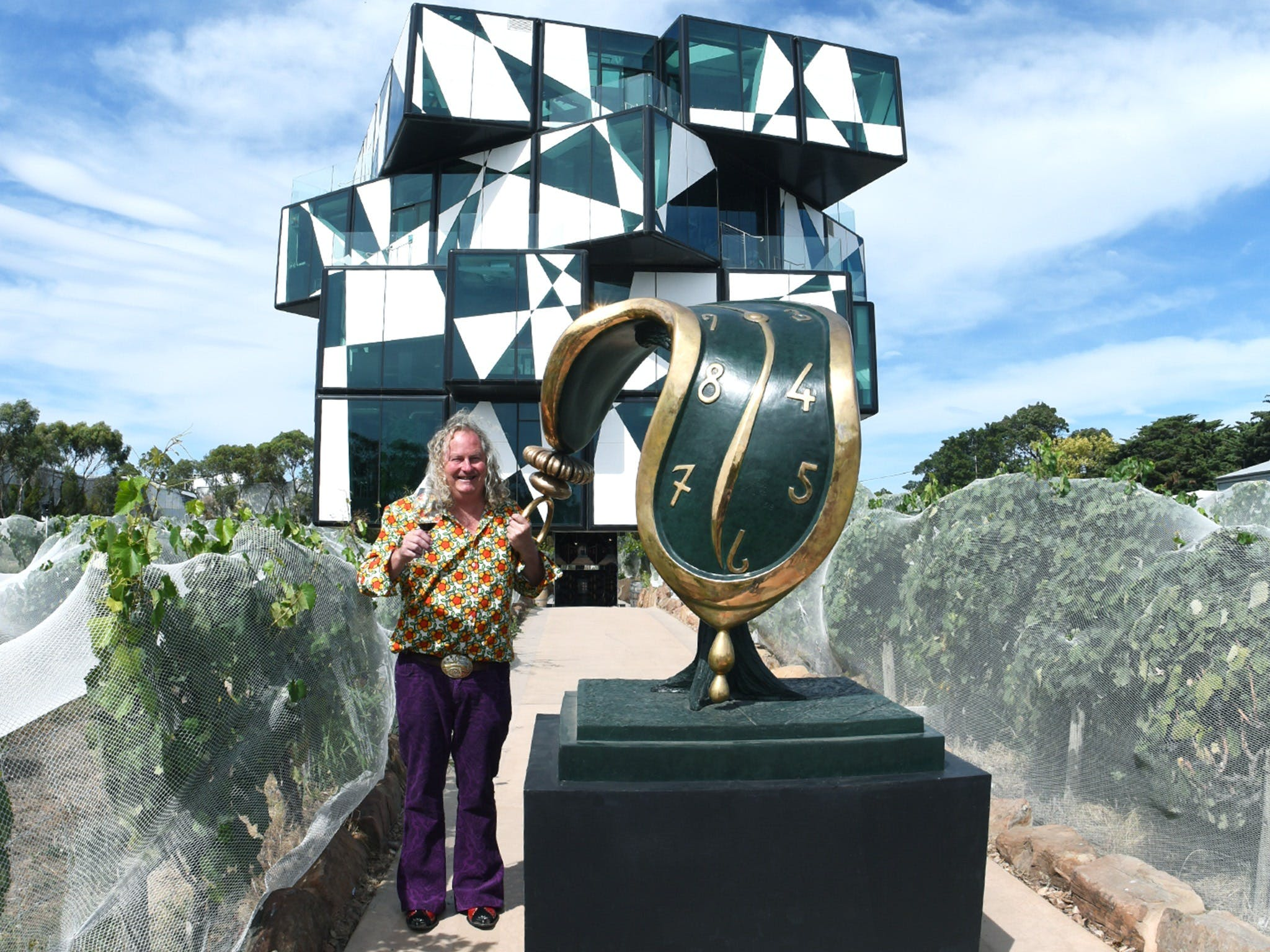 Salvador Dali Sculpture Exhibition - Accommodation Sunshine Coast