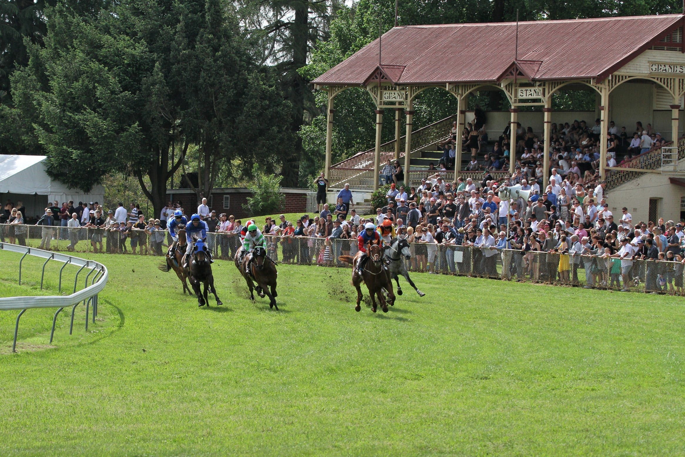 Tumut Derby Day - Accommodation Sunshine Coast