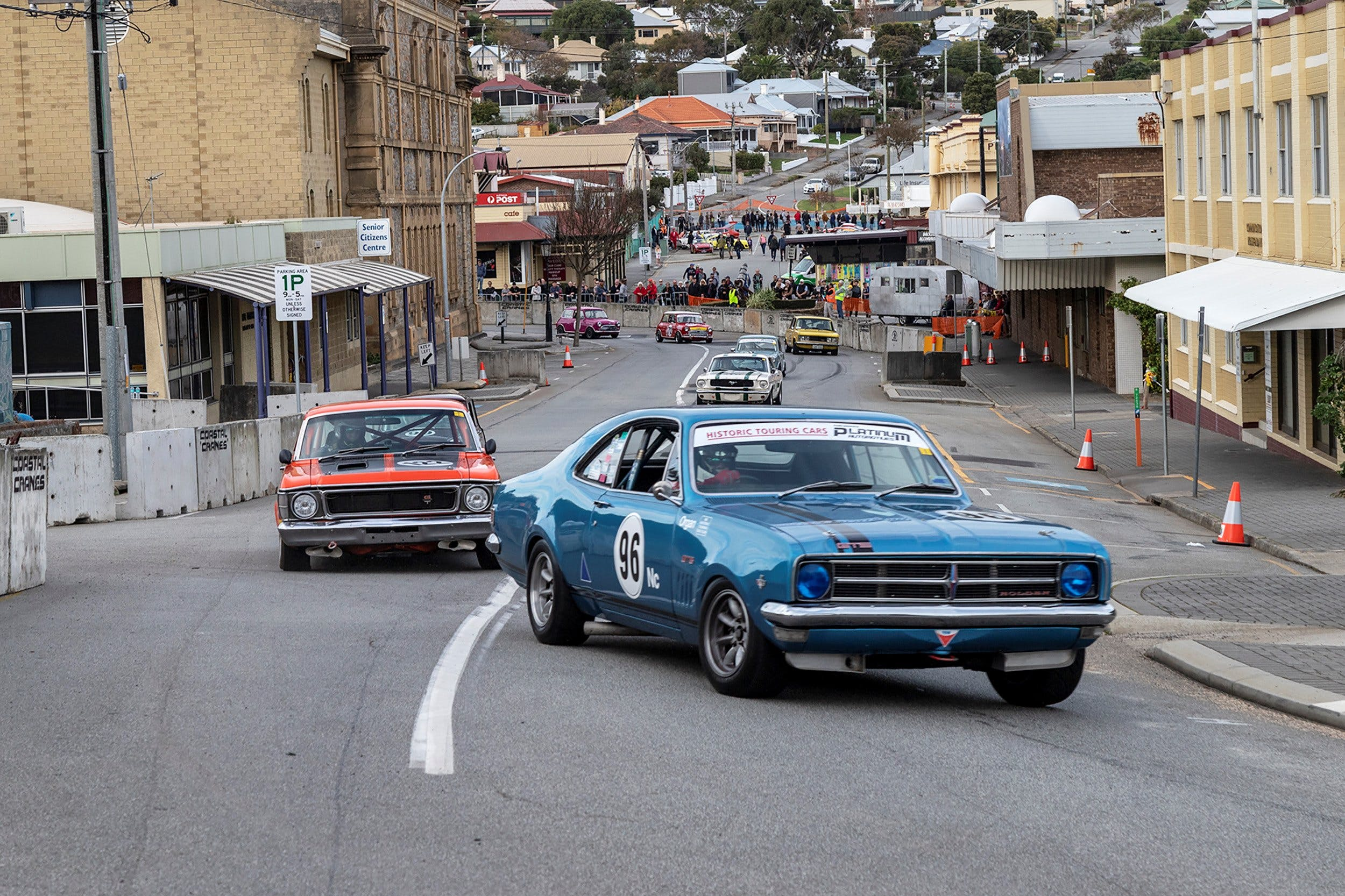 Albany Classic Motor Event - Around the Houses - Accommodation Sunshine Coast