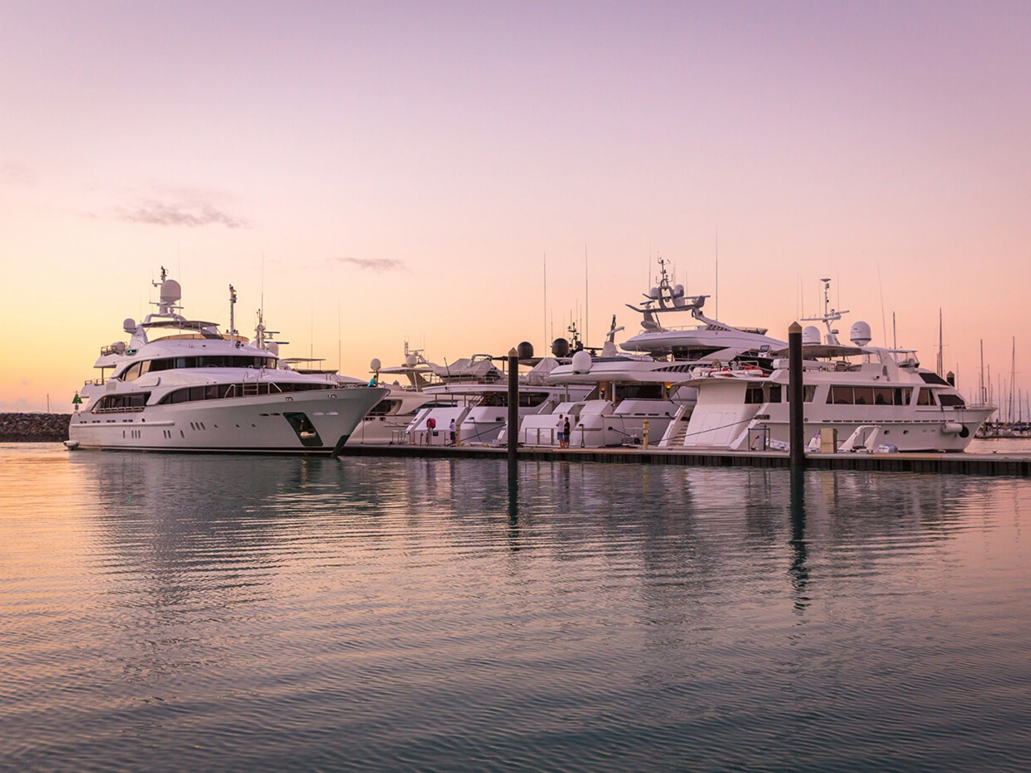 Australian Superyacht Rendezvous - Great Barrier Reef edition - Accommodation Sunshine Coast
