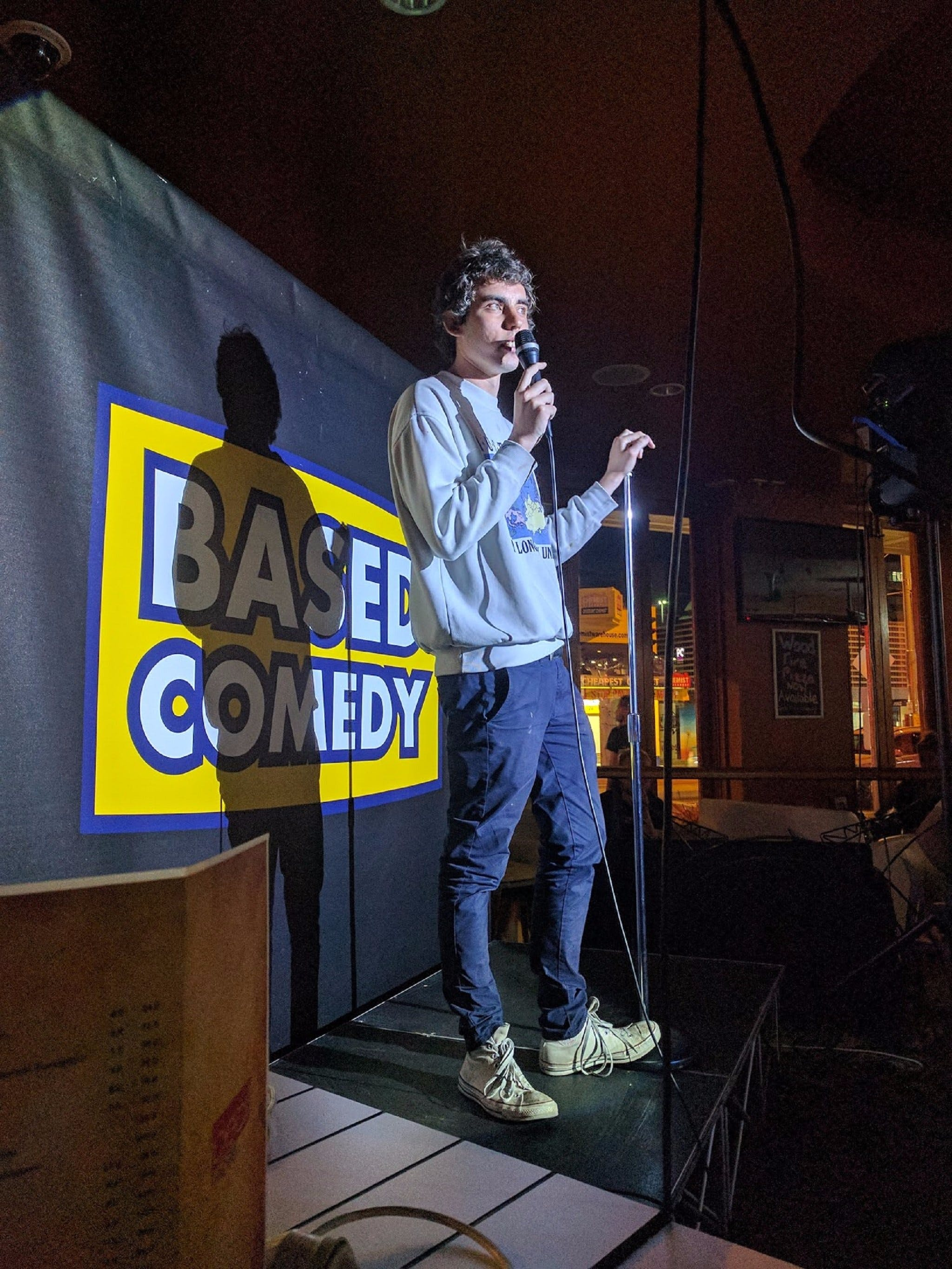 Based Comedy at the Cecil Hotel - Accommodation Sunshine Coast