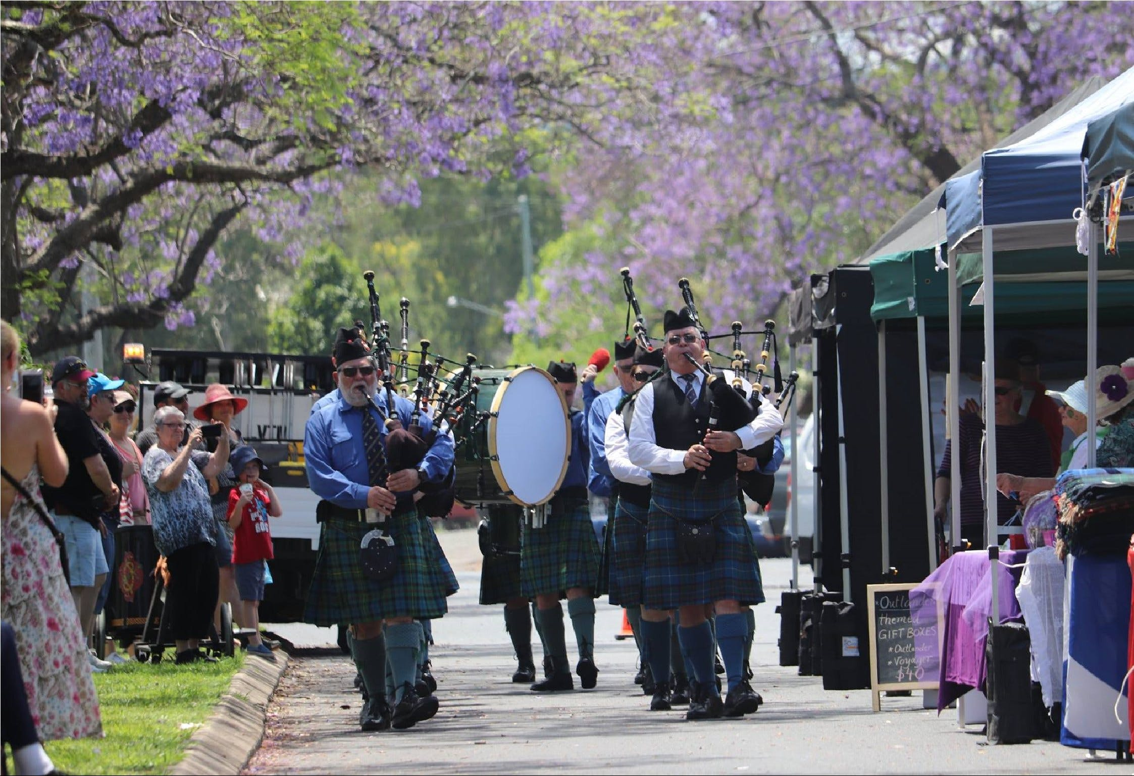 Celtic Festival of Queensland - Accommodation Sunshine Coast